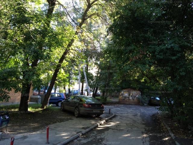 Адрес(а) на фотографии: Академическая улица, 4, 8, Екатеринбург