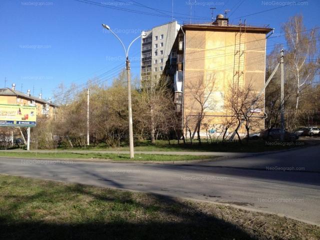 Адрес(а) на фотографии: улица Пальмиро Тольятти, 12, 12А, 16, Екатеринбург