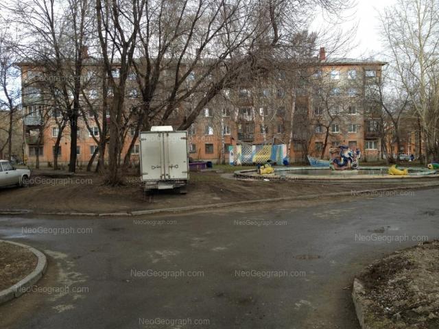 Адрес(а) на фотографии: Техническая улица, 47а, Екатеринбург