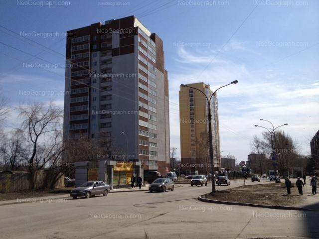 Адрес(а) на фотографии: улица Софьи Перовской, 106, 110, Екатеринбург