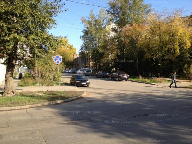 Адрес(а) на фотографии: улица Азина, 20/3, 22, Екатеринбург