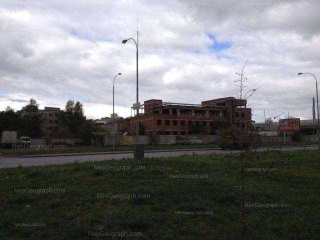 Адрес(а) на фотографии: Ясная улица, 1/3, Екатеринбург