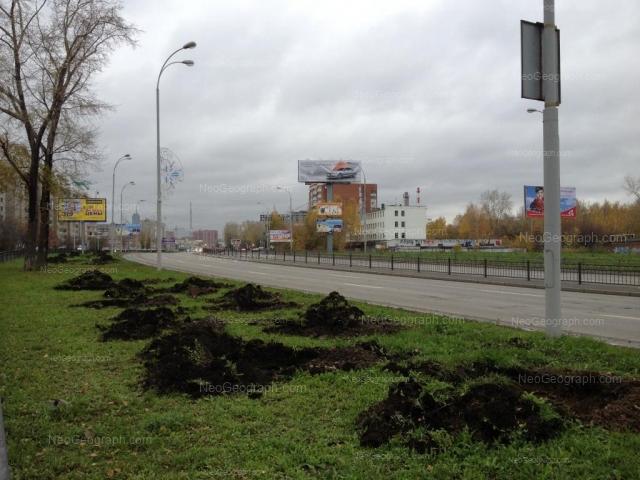 Адрес(а) на фотографии: Машинная улица, 29А, 33, Екатеринбург