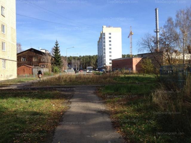 Адрес(а) на фотографии: Алтайская улица, 64а, Екатеринбург