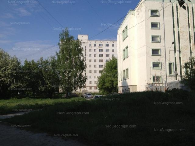 Address(es) on photo: Akademika Bardina street, 21а, Yekaterinburg