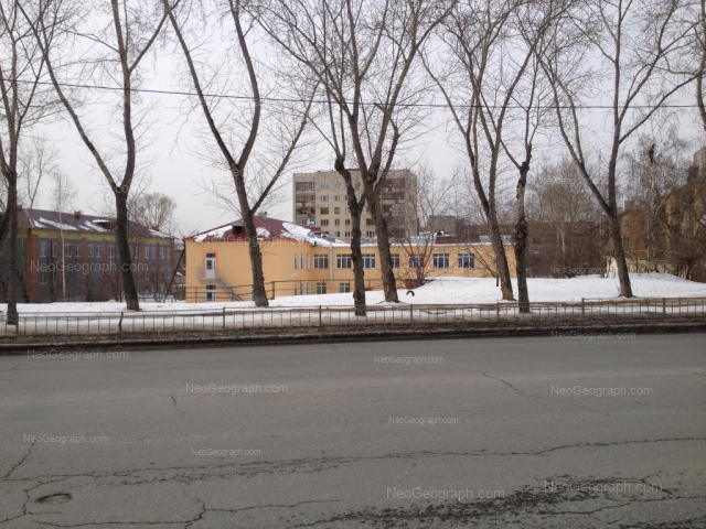 Адрес(а) на фотографии: Восточная улица, 18, Екатеринбург