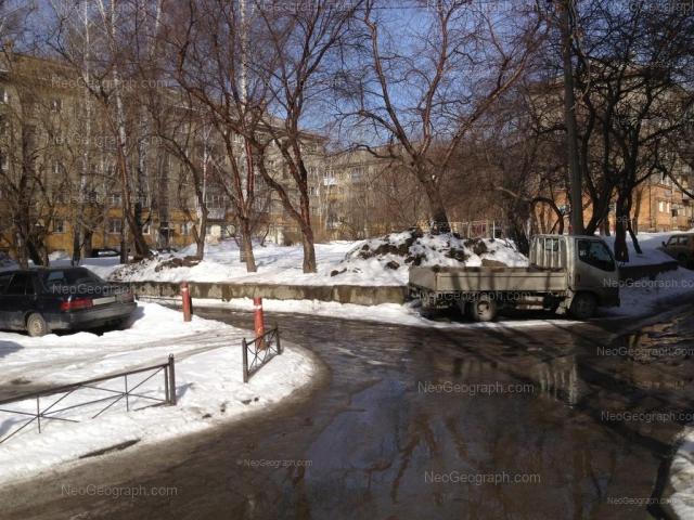 Адрес(а) на фотографии: Академическая улица, 23, 23А, Екатеринбург