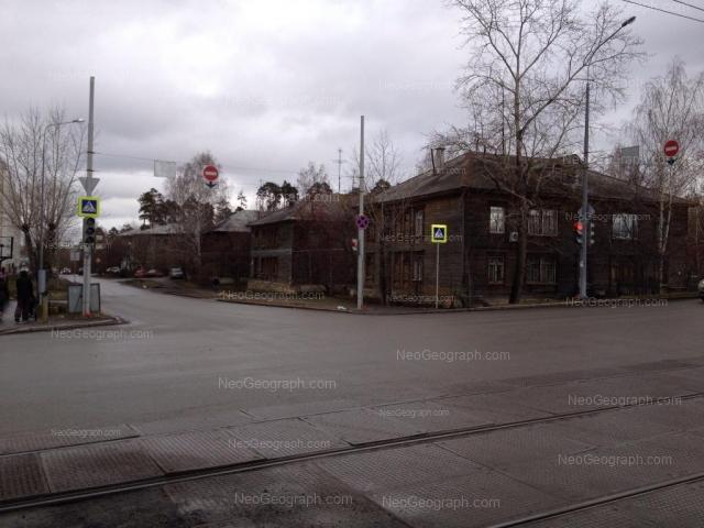 Адрес(а) на фотографии: Ухтомская улица, 32, 34, 36, Екатеринбург