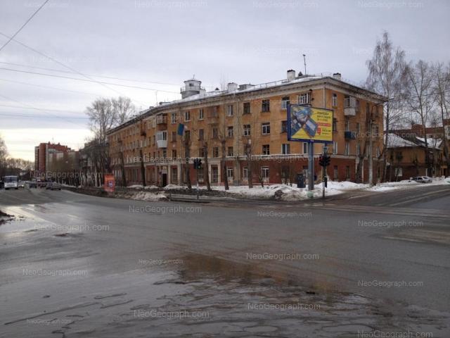 Адрес(а) на фотографии: Техническая улица, 79, 81, Екатеринбург