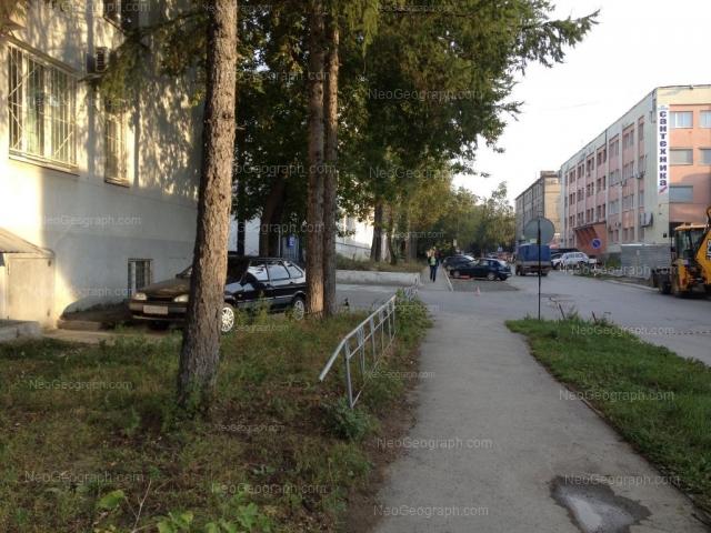 Адрес(а) на фотографии: переулок Автоматики, 1, 2, 4, Екатеринбург