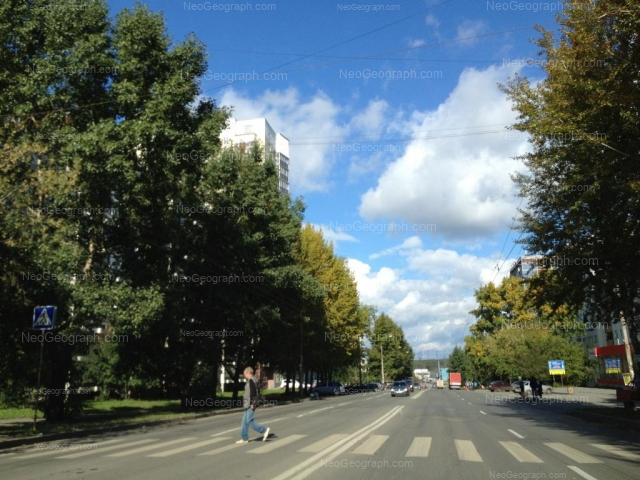 Адрес(а) на фотографии: Таганская улица, 51, 52 к1, 53А, Екатеринбург