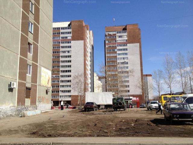 Адрес(а) на фотографии: улица Крупносортщиков, 8, 16, Екатеринбург