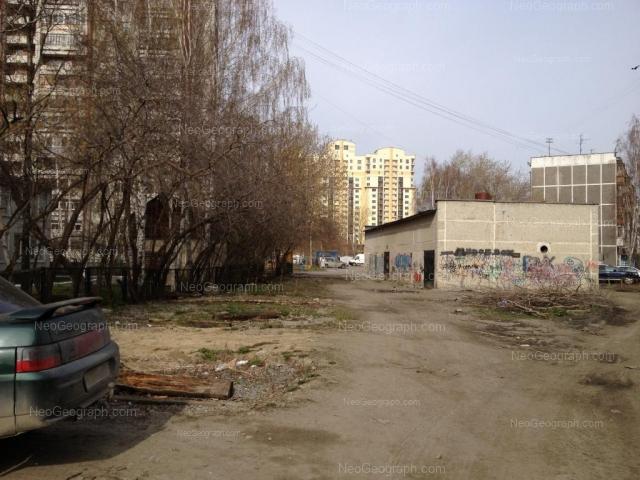 Адрес(а) на фотографии: Посадская улица, 44/4, Екатеринбург