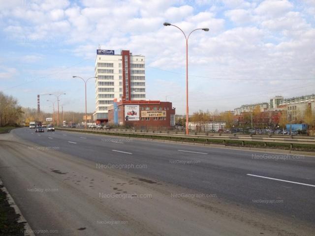 Address(es) on photo: Krestinskogo street, 46Б, 46а, Yekaterinburg