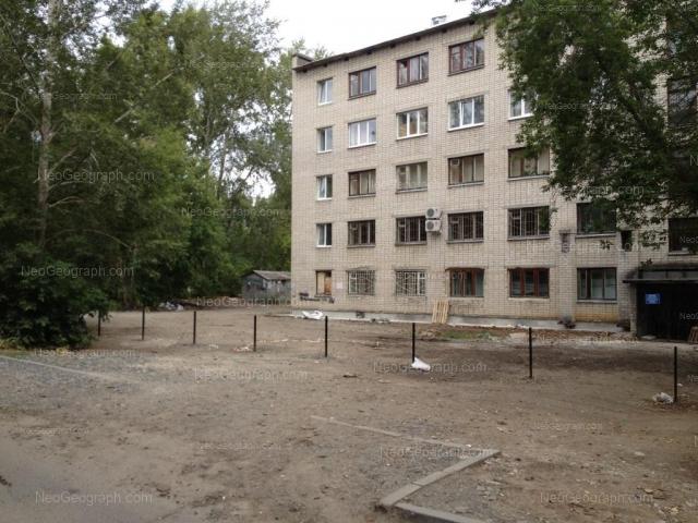 Адрес(а) на фотографии: улица Щорса, 36, Екатеринбург