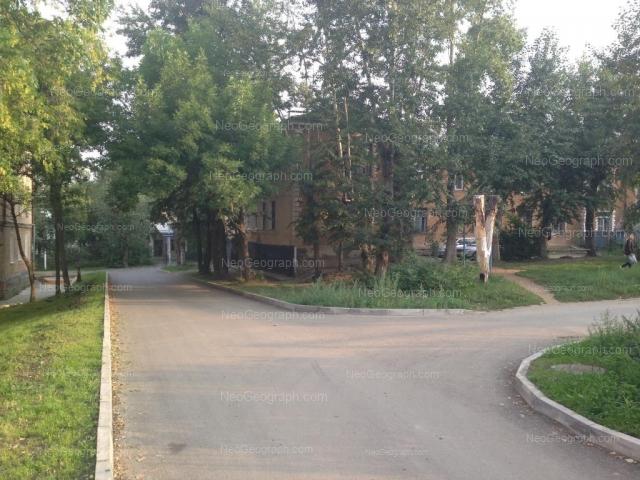 Адрес(а) на фотографии: улица Баумана, 30, Екатеринбург