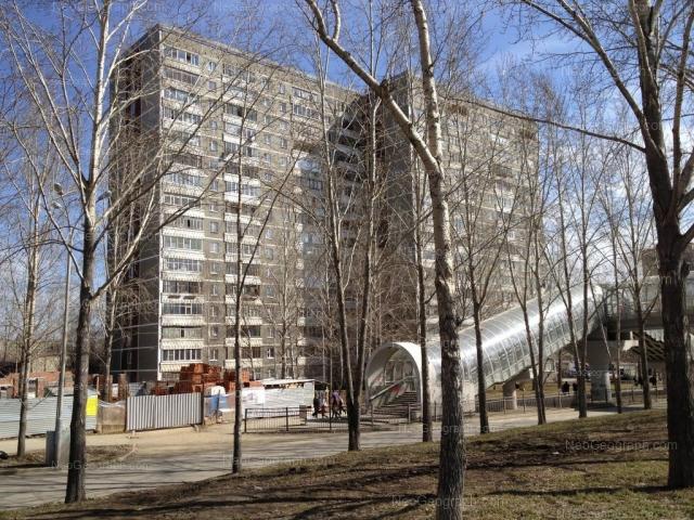 Адрес(а) на фотографии: улица Бебеля, 152, Екатеринбург