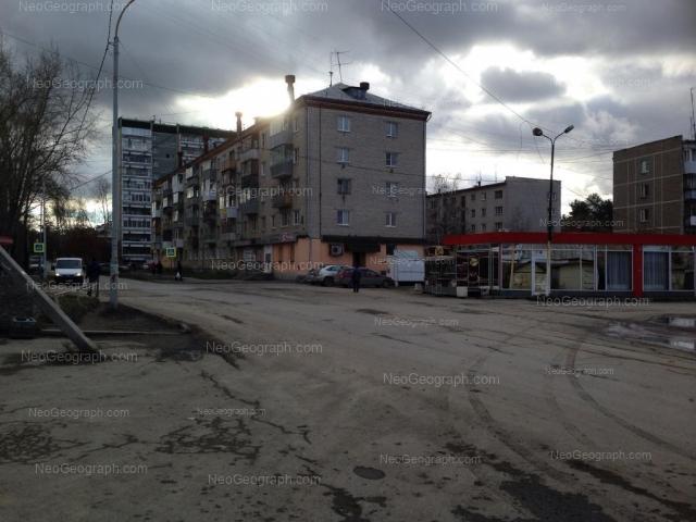 Address(es) on photo: Khvoinaya street, 76 к1, Yekaterinburg