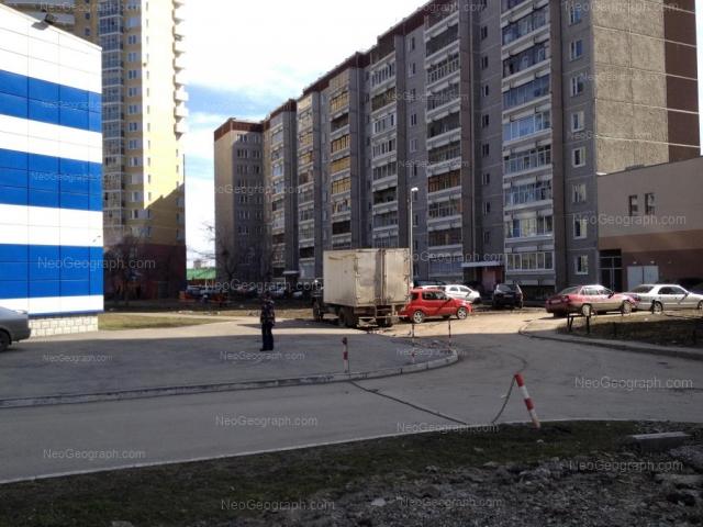 Адрес(а) на фотографии: Техническая улица, 14, 14к2, 16а, Екатеринбург