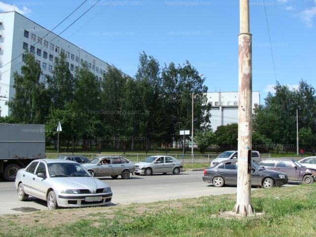 Адрес(а) на фотографии: Волгоградская улица, 191, Екатеринбург