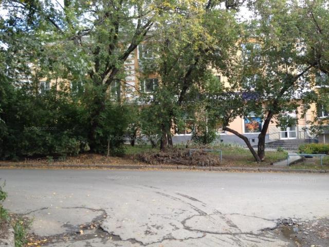 Address(es) on photo: Otdelniy lane, 8, Yekaterinburg