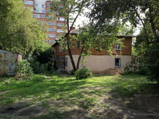 Адрес(а) на фотографии: Таллинский переулок, 6, 8, Екатеринбург