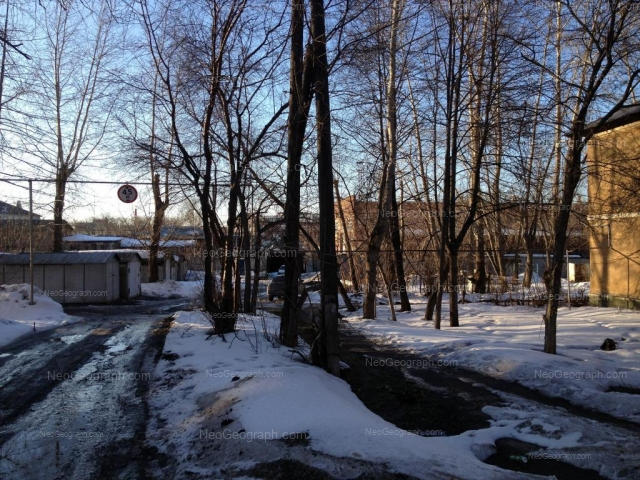 Адрес(а) на фотографии: улица Маяковского, 3, Екатеринбург