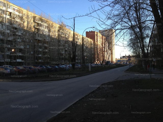 Адрес(а) на фотографии: Боровая улица, 21, 29, Екатеринбург
