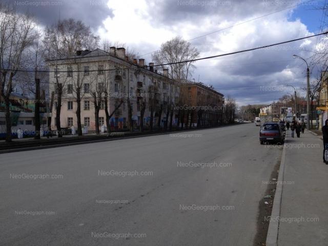 Адрес(а) на фотографии: Техническая улица, 78, 79, 81, Екатеринбург