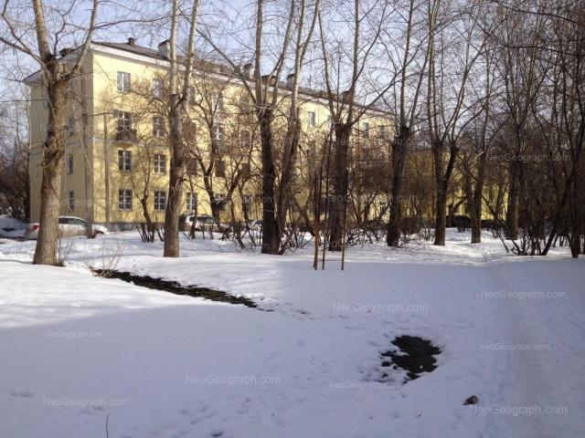 Адрес(а) на фотографии: Технологическая улица, 5, 7, Екатеринбург