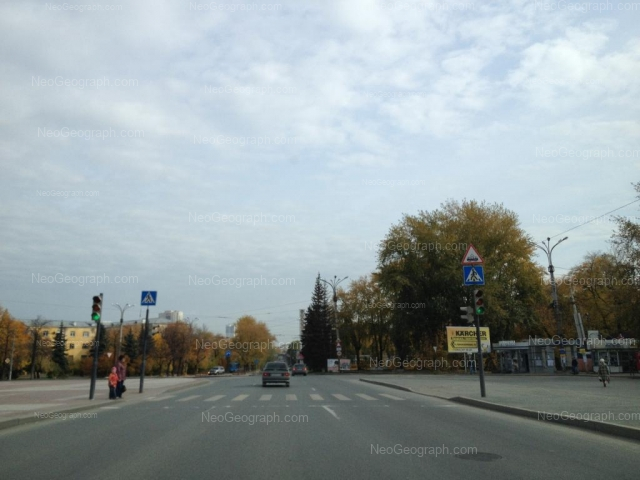 Адрес(а) на фотографии: улица Ильича, 2, Екатеринбург