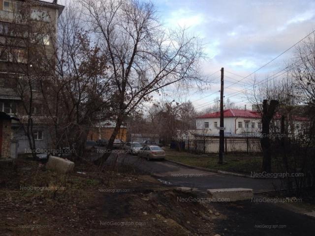 Адрес(а) на фотографии: Ленинградская улица, 29, 36, Екатеринбург