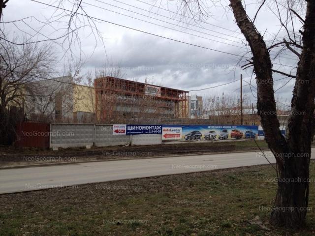 Адрес(а) на фотографии: Встречный переулок, 8, Екатеринбург