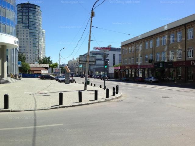 Адрес(а) на фотографии: улица Вайнера, 23, Екатеринбург