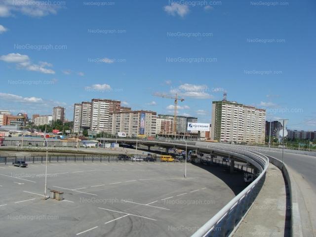 Адрес(а) на фотографии: Техническая улица, 12, 14, 16, 20, Екатеринбург