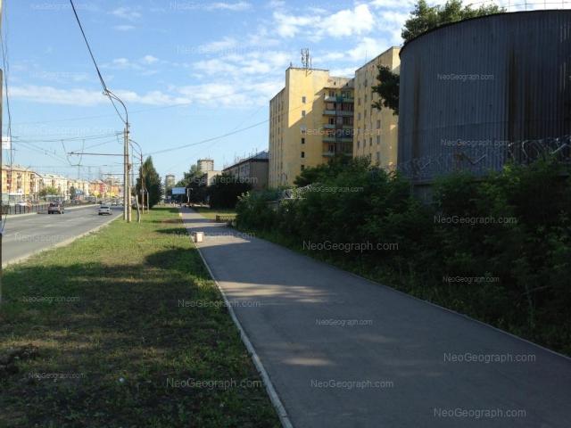 Адрес(а) на фотографии: проспект Космонавтов, 68, Екатеринбург