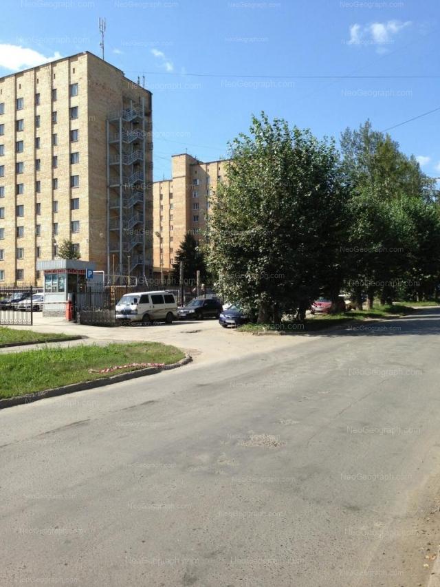 Адрес(а) на фотографии: Аптекарская улица, 35, 37, Екатеринбург