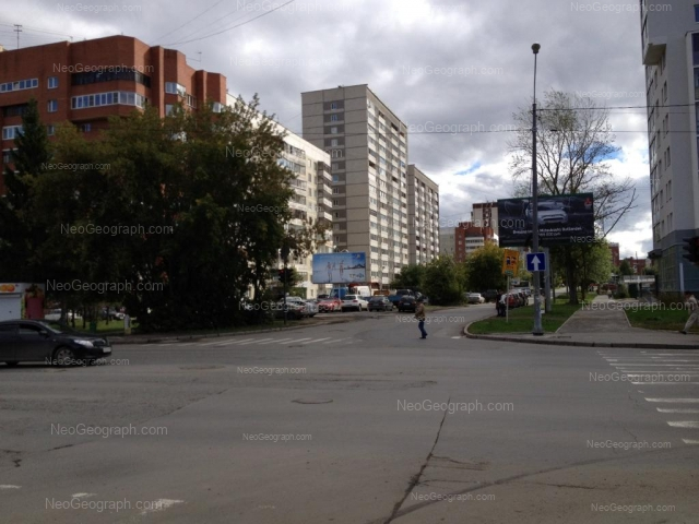 Адрес(а) на фотографии: улица Фурманова, 67, Екатеринбург
