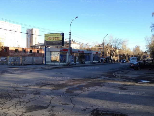 Адрес(а) на фотографии: улица Бехтерева, 4, Екатеринбург