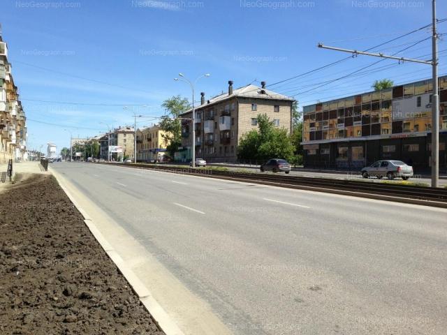 Адрес(а) на фотографии: Донбасская улица, 20, 22, 24, 26, Екатеринбург