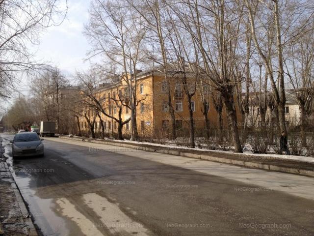 Адрес(а) на фотографии: улица Баумана, 2Б, Екатеринбург