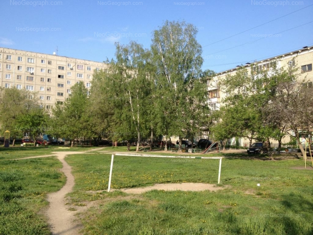 Адрес(а) на фотографии: улица Громова, 138/1, 138/2, Екатеринбург