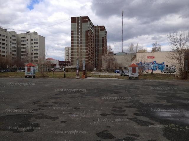 Адрес(а) на фотографии: улица Бебеля, 120, 124, 126, Екатеринбург