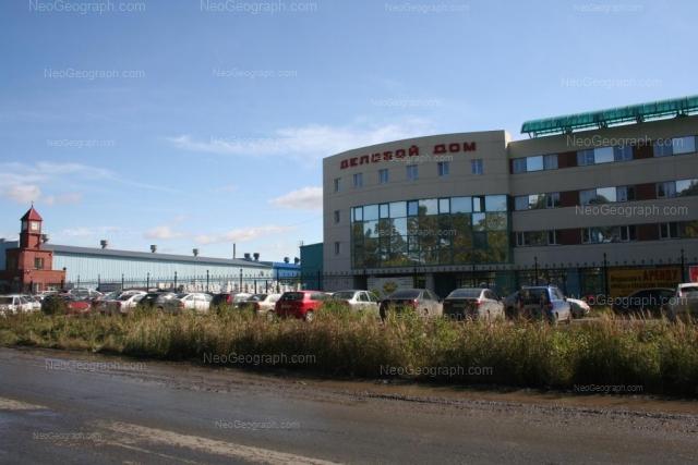 Адрес(а) на фотографии: Промышленный проезд, 2б, Екатеринбург