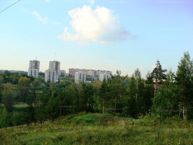 Address(es) on photo: Olega Koshevogo street, 36, 40, 44, 46, Yekaterinburg
