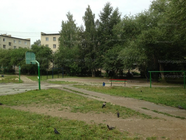 Адрес(а) на фотографии: улица Фрезеровщиков, 25/1, 25/2, Екатеринбург