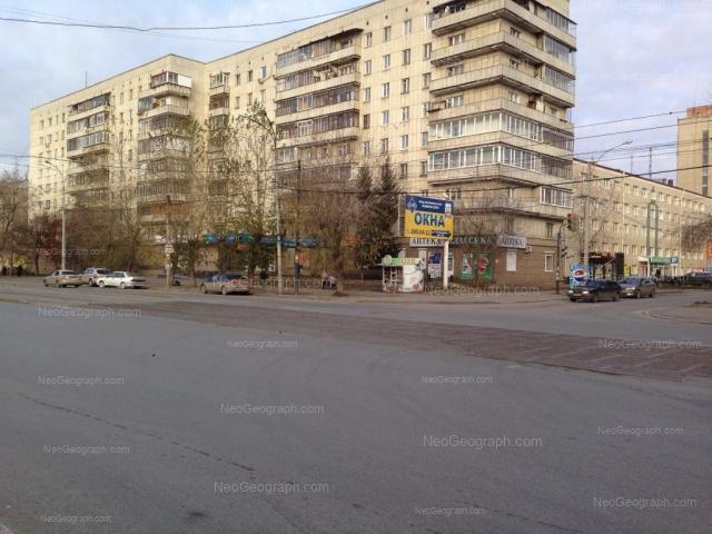 Адрес(а) на фотографии: улица Софьи Ковалевской, 1, 3, Екатеринбург