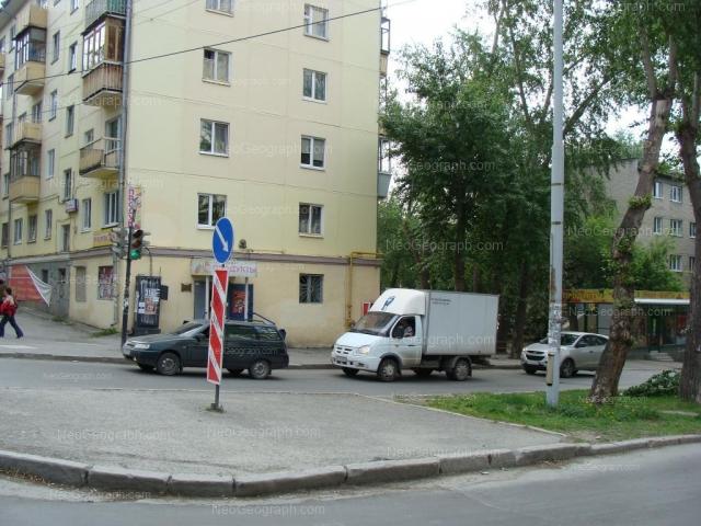 Адрес(а) на фотографии: улица Декабристов, 5, Екатеринбург