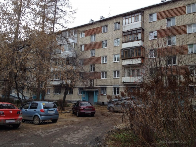 Адрес(а) на фотографии: Встречный переулок, 3/2, Екатеринбург