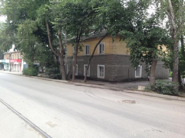 Address(es) on photo: Entusiastov street, 27, 29, Yekaterinburg